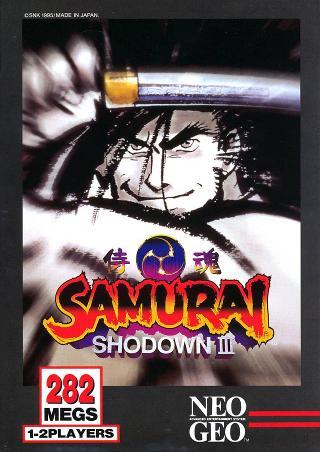 Samurai Shodown III: Blades of Blood
