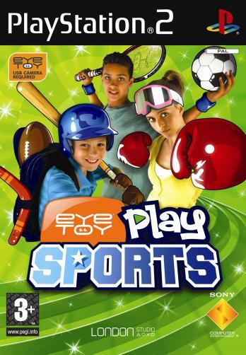 Eye Toy: Play Sports