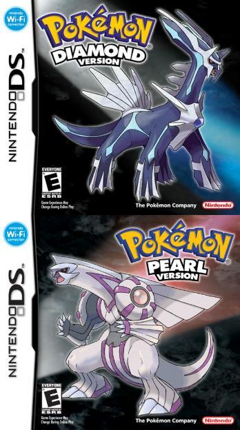 Pokémon Diamond/Pearl
