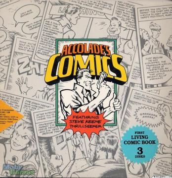 Accolade Comics