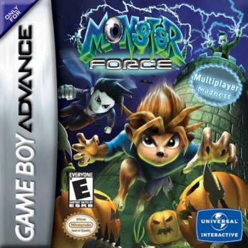 Monster Force game