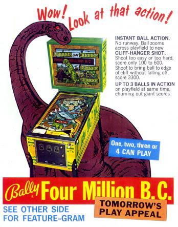 Four Million B.C.