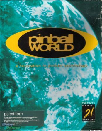 Pinball World game