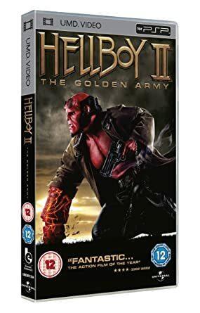 UMD Video Movie: Hellboy II: The Golden Army