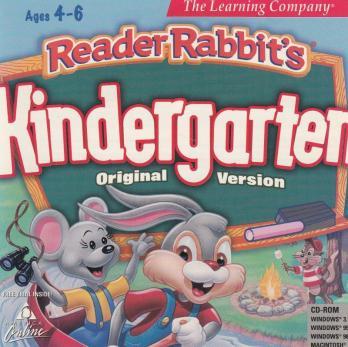 Reader Rabbit's Kindergarten