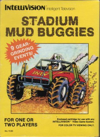 Stadium Mud Buggies
