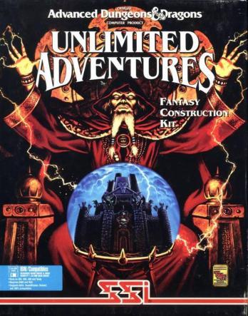 Forgotten Realms: Unlimited Adventures