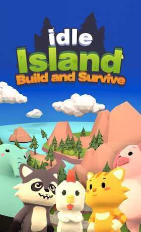 Idle Island: Build and Survive