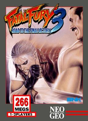 Fatal Fury 3: Road to the Final Victory!
