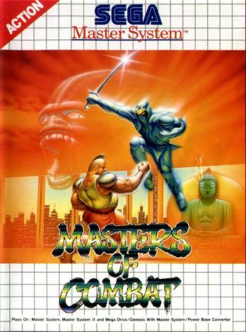 Masters of Combat