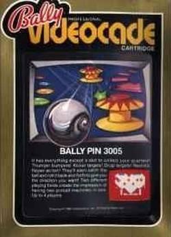 Bally Pin