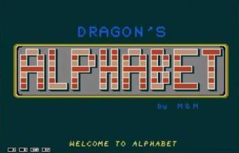 Dragon's Alphabet
