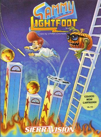 Sammy Lightfoot