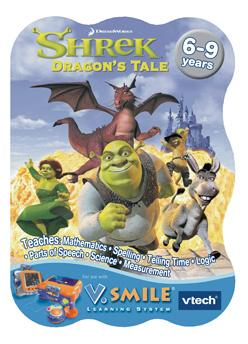 Shrek - Dragon's Tale