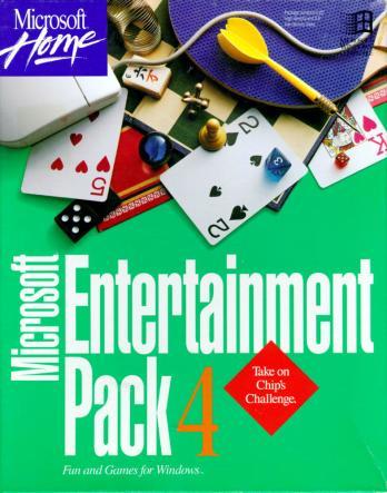 Microsoft Entertainment Pack 4