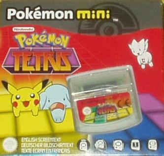 Pokémon Tetris Mini