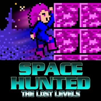 Space Hunted: The Lost Levels game
