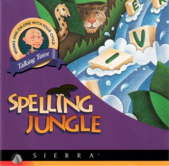 Spelling Jungle