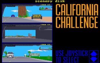 Test Drive II Scenery Disk: California Challenge