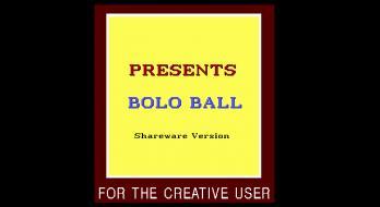 Bolo Ball