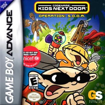 Codename: Kids Next Door: Operation S.O.D.A.