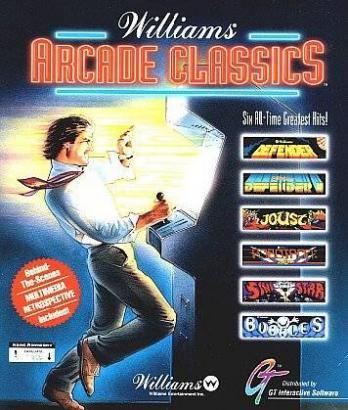 Williams Arcade Classics