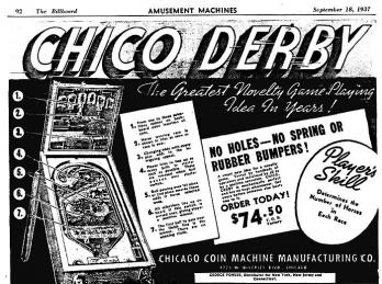 Chico Derby