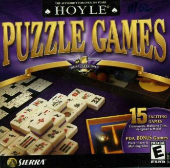 Hoyle Puzzle Games