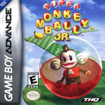 Super Monkey Ball Jr.
