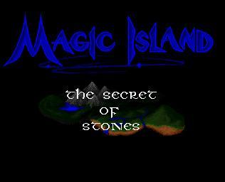Magic Island: The Secret of Stones