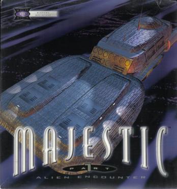 Majestic, Part 1: Alien Encounter
