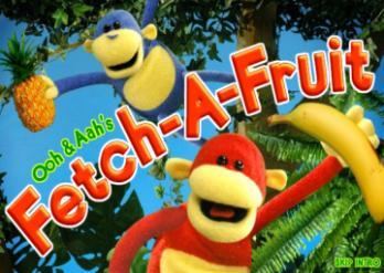 Ooh & Aah's Fetch-A-Fruit