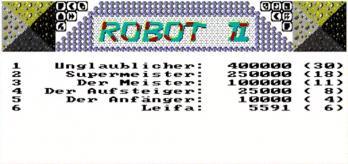 Robot II: Das Labyrinth im Wald