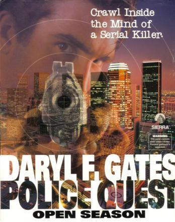 Daryl F. Gates' Police Quest: Open Season