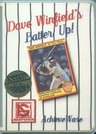 Dave Winfield's Batter Up!