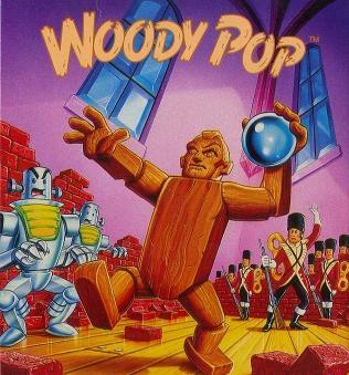 Woody Pop game