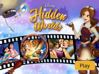 Disney Hidden Worlds