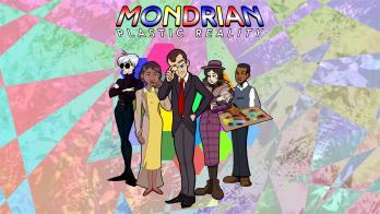 Mondrian: Plastic Reality