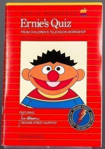 Ernie's Quiz