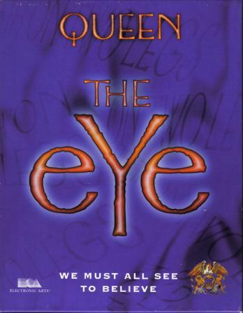Queen: The Eye