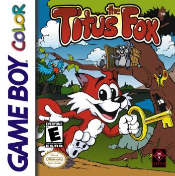 Titus the Fox: To Marrakech and Back