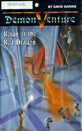 Demon Venture #1: Reign of the Red Dragon