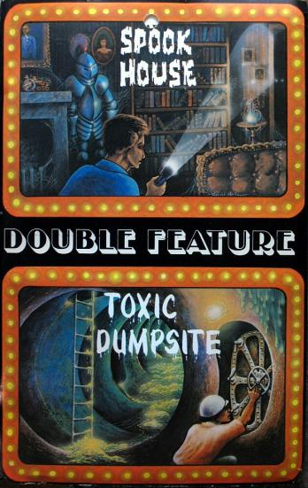 Spook House and Toxic Dumpsite