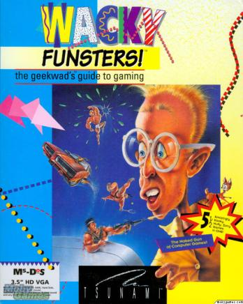 Wacky Funsters! The Geekwad's Guide to Gaming game