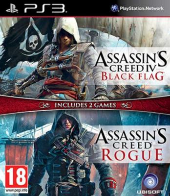 Assassin's Creed IV: Black Flag/Assassin's Creed Rogue