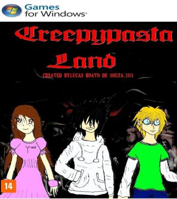 Creepypasta Land