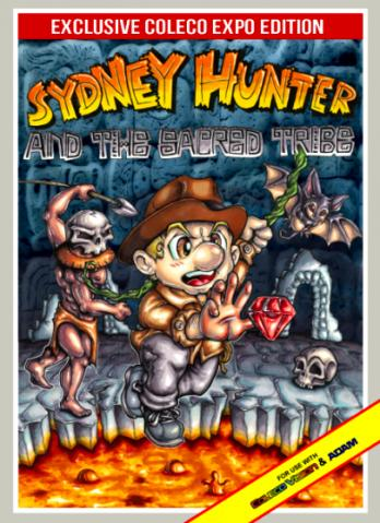 Sydney Hunter and the Sacred Tribe