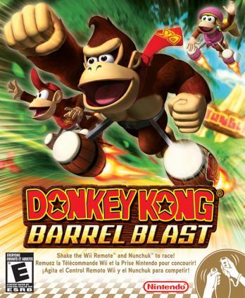 Donkey Kong: Barrel Blast