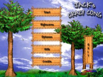 Jack's Crazy Cong