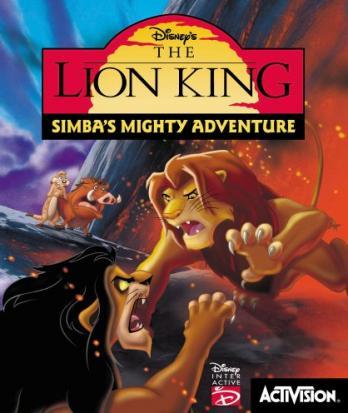 Disney's the Lion King: Simba's Mighty Adventure